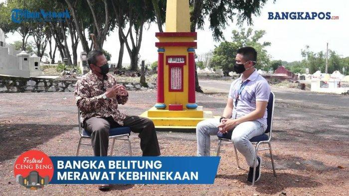 Sejarah Semboyan Tongin Fan Ngin Jit Jong, Cerminan Kebhinekaan di Bangka Belitung