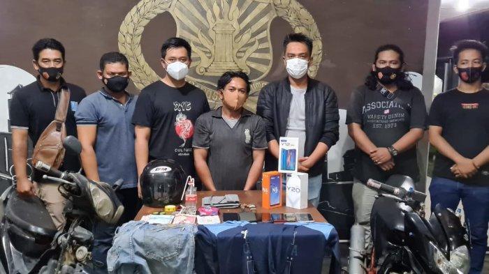 Rangga Jambret dan Bongkar Rumah Warga Belinyu , Lakukan Aksi Kejahatan di 18 TKP