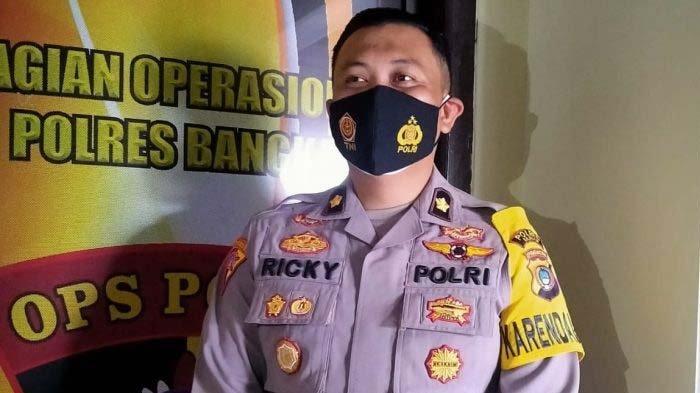 146 Personel Polres Bangka Amankan Perayaan Paskah 2021
