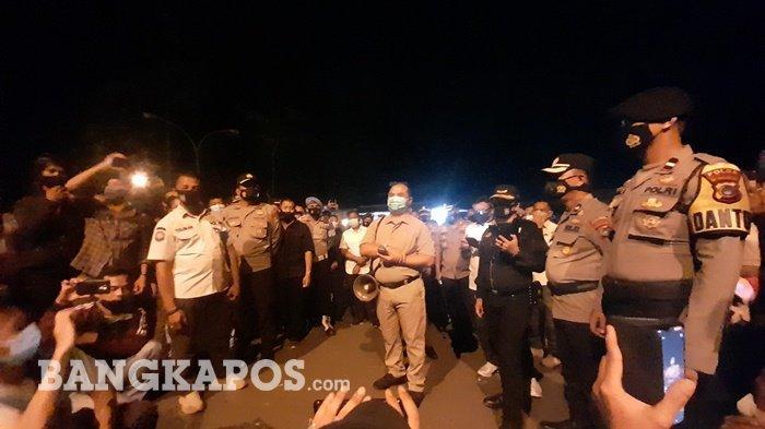 Gubernur Bangka Belitung Temui Para Pendemo, Janji Ajak Nelayan Temui Direksi PT Timah