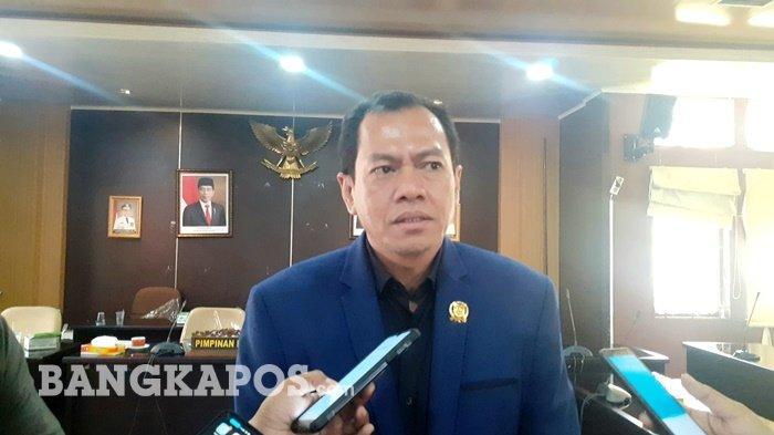 Wakil Ketua DPRD Bangka Belitung Ini Sebut Sulit Percayai Pihak-pihak yang Terlibat Ekspor Zirkon