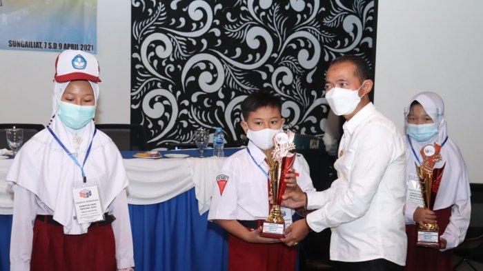 Dindikpora Bangka Persiapkan 6 Siswa SD Untuk Hadapi KSN 2021 Tingkat Provinsi
