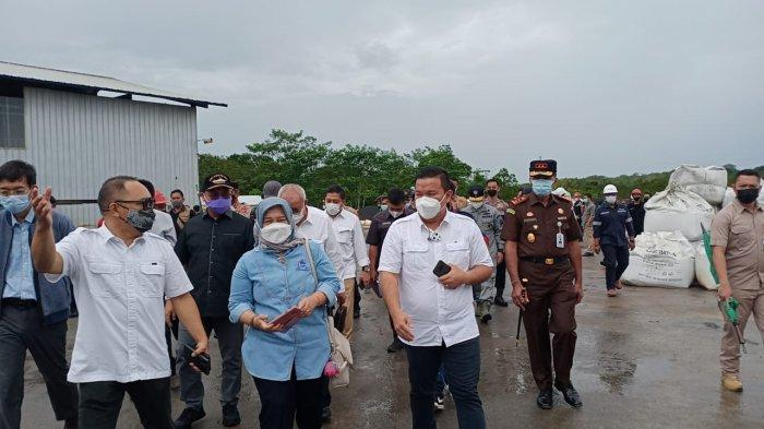 Gubernur Berharap Adanya Investasi Teknologi Pemisahan Mineral di Bangka Belitung
