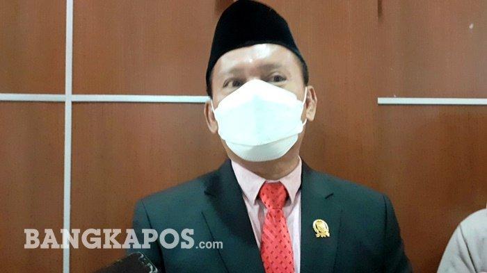 Anggaran Covid-19 Rp 8 Miliar Tak Kunjung Cair,Ketua DPRD Bangka Belitung Sebut Perlu Kehati-hatian