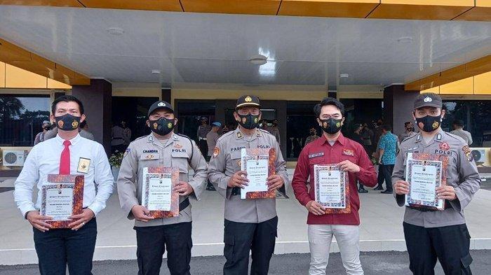 Polres Bangka Selatan Raih Enam Penghargaan Kinerja Satuan Kerja Mapolda Bangka Belitung