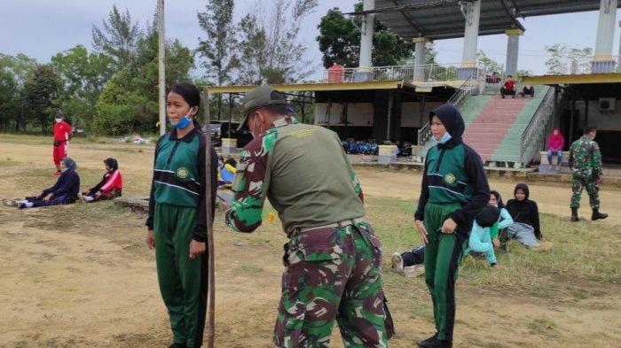 Seleksi Paskibraka Kabupaten Bangka Barat, 55 Peserta Bersaing