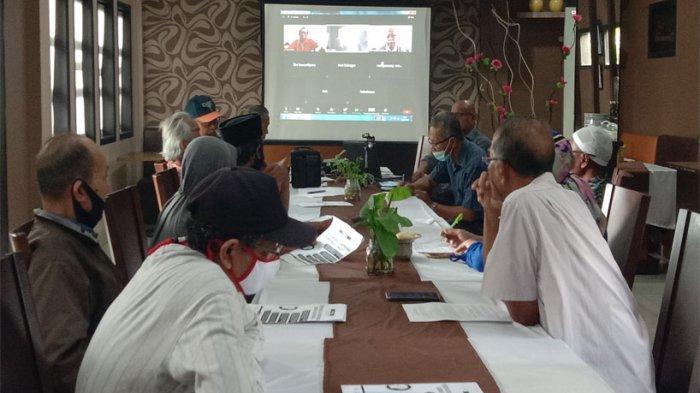 FPBNJS Gelar Deklarasi dan Pernyataan Sikap Terkait Program Restrukturisasi Polis PT Jiwasraya