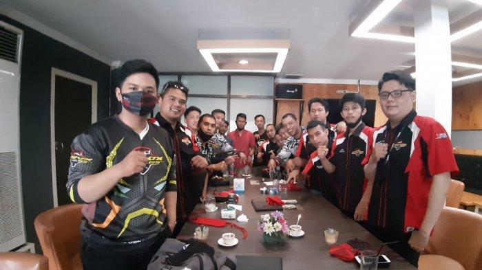Komunitas ARCI Bangka Chapter Jalin Silaturahmi Antar Komunitas, Tebarkan Edukasi Berkendara