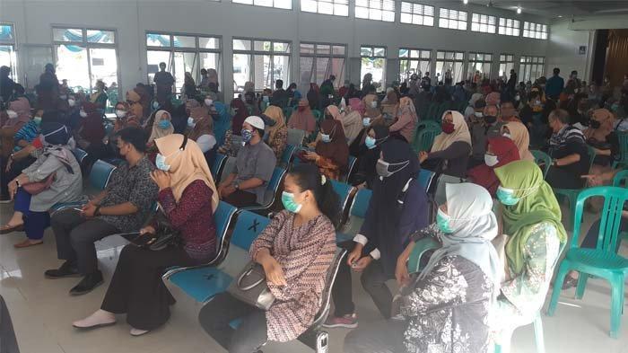 Guru di Kabupaten Bangka Suntik Vaksin Covid-19, 2.300 Orang Masih Menunggu