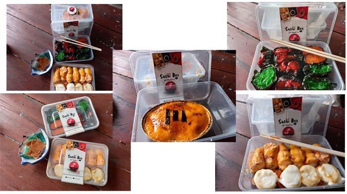 Yummi, Cicipi Lezatnya Salmon Mentai Box di Sushitime, Ada Sushi Cake Juga Loh!