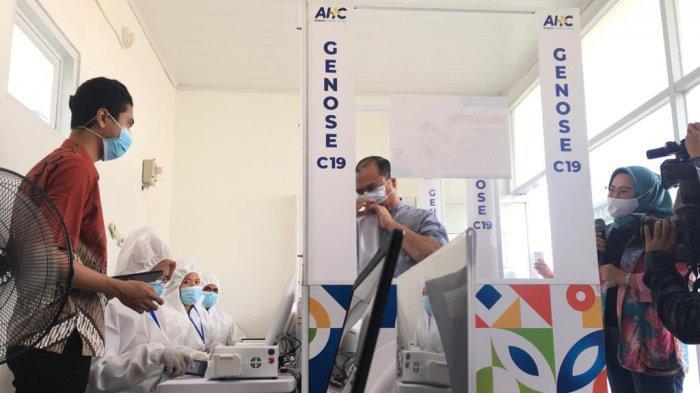 Dishub Bangka Belitung Minta Edukasikan Penerapan GeNose ke Para Penumpang di Bandara