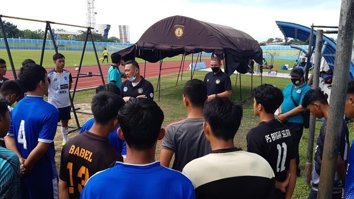 PSSI Gelar Seleksi Timnas U-16 dan U-19 di Bangka Belitung
