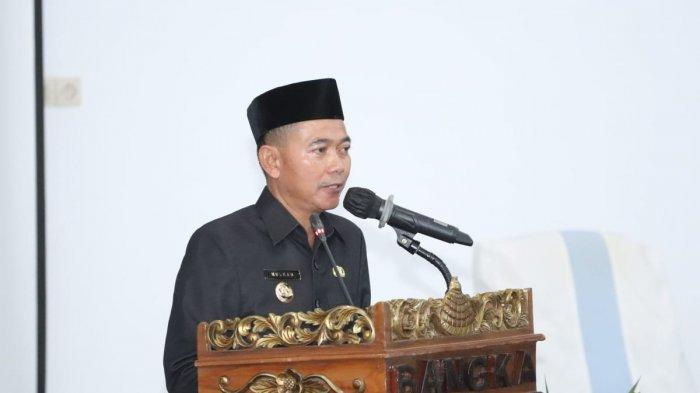 DPRD Bangka Beri Catatan Kepada Enam OPD Agar Perbaiki Kinerja