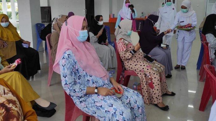 RSUD Depati Bahrin Sungailiat Luncurkan Paket Harumi untuk Ibu Hamil