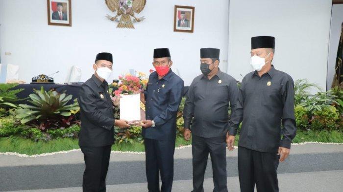 Mulkan Beri Apresiasi dan Terima Kasih Atas Rekomendasi DPRD Terhadap LKPJ Bupati Bangka