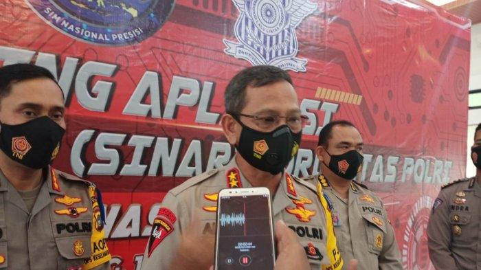 SIM Kapolda Bangka Belitung Berakhir, Aplikasi Sinar Jadi Pilihan