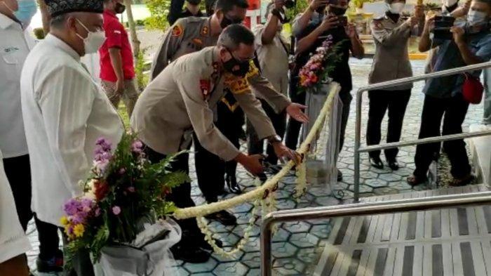 Kapolda Resmikan Pelayanan Publik Terpadu Sekaligus Launching Yanlinksibabar.id Polres Bangka Barat