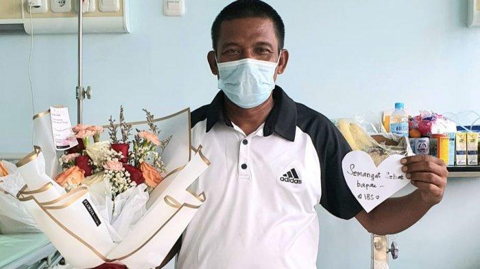 Positif Terinfeksi Covid-19, Dirut RSUP Bangka Belitung Tetap Berpuasa, Kini Kondisi Mulai Membaik