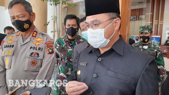 Agenda Gubernur Bangka Belitung Hari Ini, Ikuti Safari Jumat Masjid Al Mukarromah Gandaria