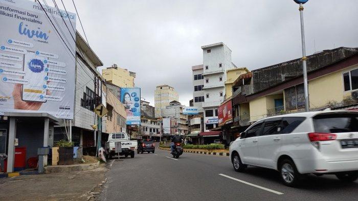 Segera Buatkan Surat Edaran, Molen Minta Pemilik Ruko di Jalan Jenderal Sudirman Mengecat Ulang Ruko