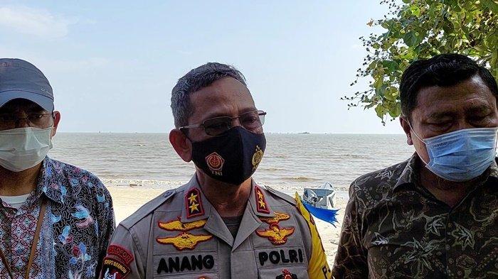 Kapolda Bangka Belitung: Jika Ada Tambang Membandel di Laut Toboali akan Kami 'Sikat'