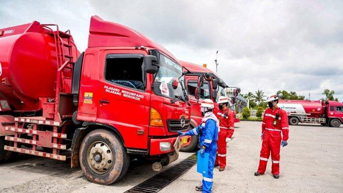 Selama Ramadhan Hingga Lebaran, Pertamina Pastikan Stok BBM dan LPG di Babel Aman