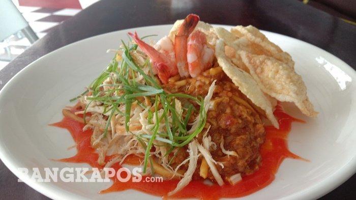 Chef La Ode Bocorkan Rahasia Menu Mie Panglima hingga Hasilkan Citra Rasa Super Lezat