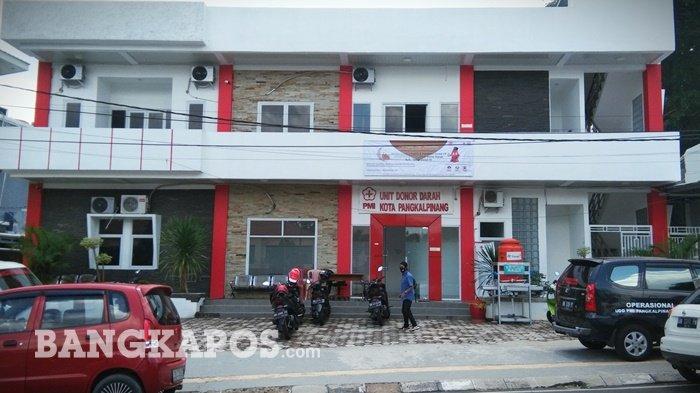 Stok Darah di PMI Pangkalpinang Menipis, Tinggal 49 Kantong, Warga Takut Donorkan Darah Saat Pandemi