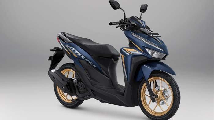 New Honda Vario 125 Hadir dengan Pilihan Warna Baru, Advance Red, Advance Black, Advance Matte White