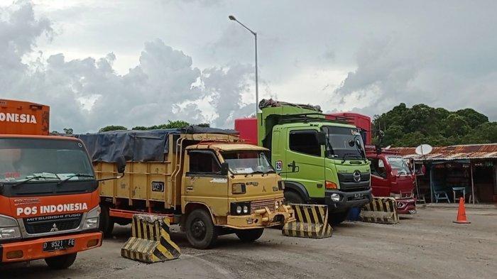 Jelang Larangan Mudik, Nardi Bersyukur Angkutan Logistik Masih Diperbolehkan Beroperasi