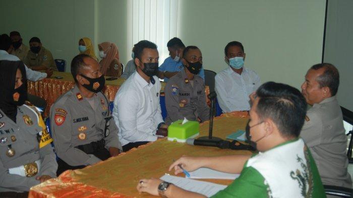 Polres Pangkalpinang Jadi Pusat Penelitian, Tingkat Kepercayaan Masyarakat Terhadap Kinerja Polri