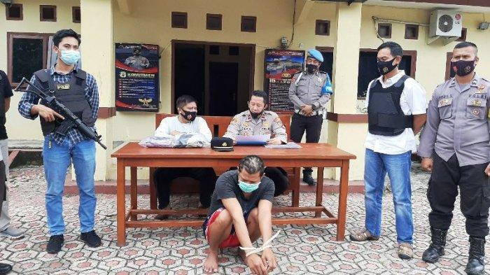 Supil Ungkap Alasan Tikam Kakak Ipar di Desa Terak, Perkataan Korban ini yang Bikin Naik Pitam