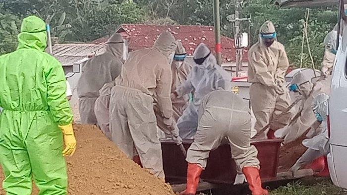 Kabupaten Bangka Tambah 10 Pasien Positif Covid-19 dan Sembuh 17 Orang