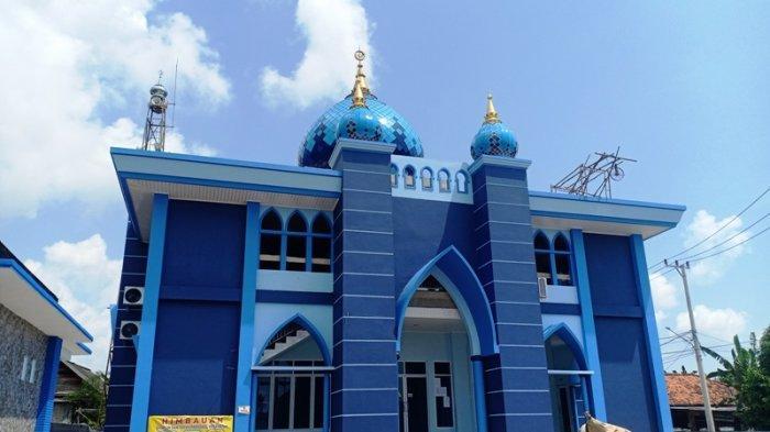Mengintip Masjid Al-Husna Kampung Jawa, Masjid Tertua di Kota Sungailiat Berdesain Modern
