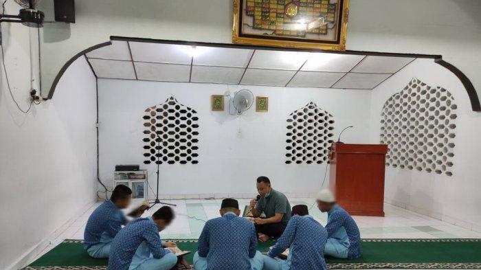 25 Andikpas Jalani Ibadah Puasa, LPKA Pangkalpinang Tingkatkan Pembinaan Keagamaan