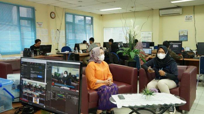 Sekretaris Daerah Pangkalpinang Menangis Haru Mengenang Kasih Sayang Suaminya