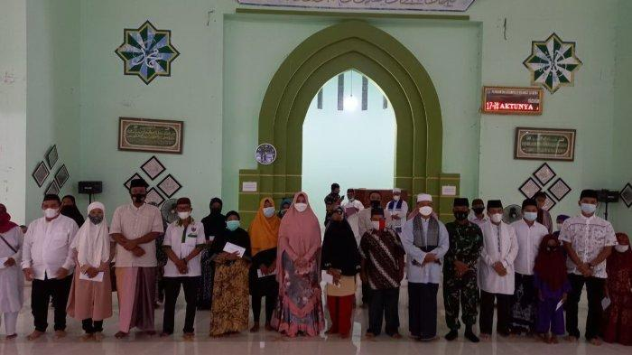 Safari Ramadan Wakil Bupati Bangka Selatan, 395 Mustahiq Dapat Santunan