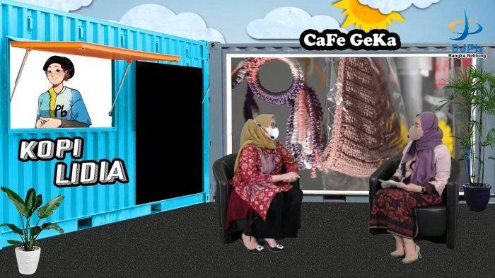 Peringati Hari Kartini, Kanwil DJPb Babel Gelar Talkshow UMKM Bersama Istri Wali Kota Pangkalpinang