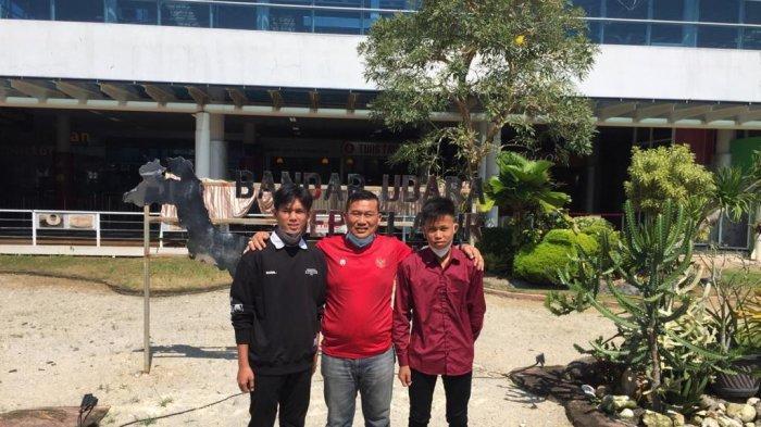 Dua Pesepakbola U16 Bangka Belitung Dipanggil Seleksi Akhir Timnas