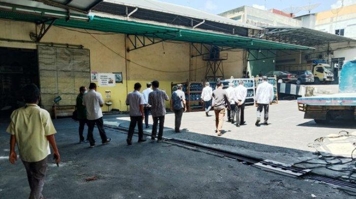 Satgas Pangan Provinsi Pastikan Stok Pangan Aman, Lakukan Sidak ke Pasar dan Distributor