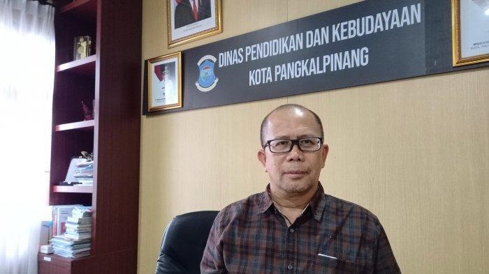 Target Vaksinasi Guru di Pangkalpinang Rampung Akhir Bulan Ini, April 2021