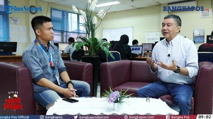 Wawancara Eksklusif- Perwakilan PT ThorCron Internasional Menjawab, PLTT di Babel yang Untung Siapa?
