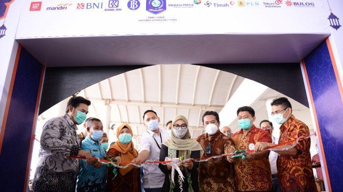 11 Mitra Binaan PT Timah Ikut Bazar Ramadan 2021, Pasarkan Produk UMKM