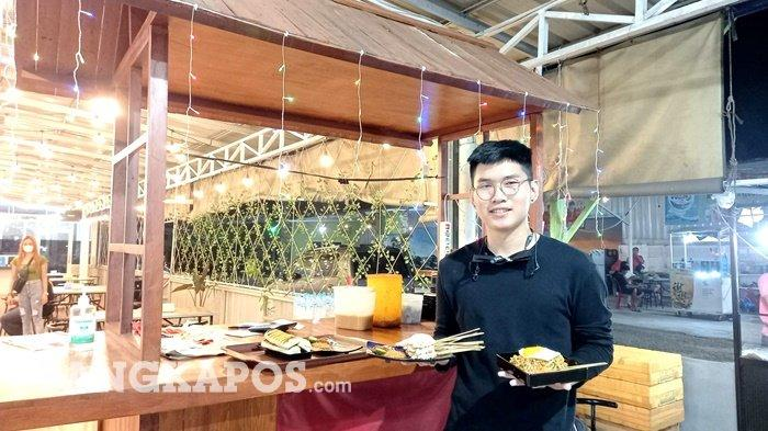 Owner Taichan Bener Pangkalpinang, Prama