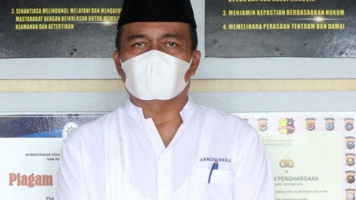 Update Covid-19 di Kabupaten Bangka, Tambah 57 Orang Positif Covid-19 dan 1 Meninggal Dunia