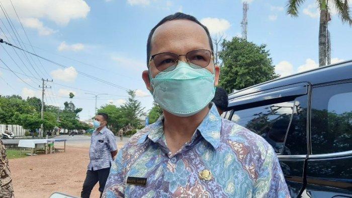 Vaksinasi Tenaga Pendidik Lancar, Algafry Target Agustus Sekolah di Bateng Sudah KBM Tatap Muka