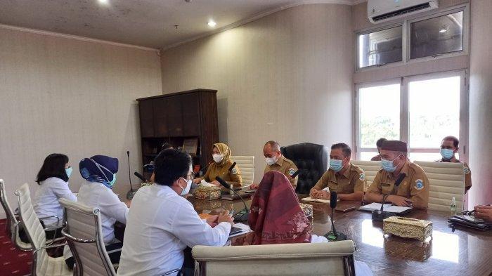 Rapat Exit Meeting dari BPK, Soroti Permasalahan Aset di Kota Pangkalpinang