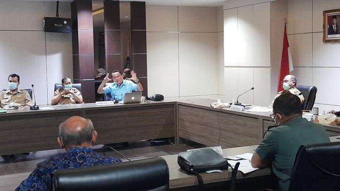 Lemhannas Tanyakan Hilarisasi LTJ di Bangka Belitung yang Tak Berjalan Optimal, Begini Jawab Erzaldi