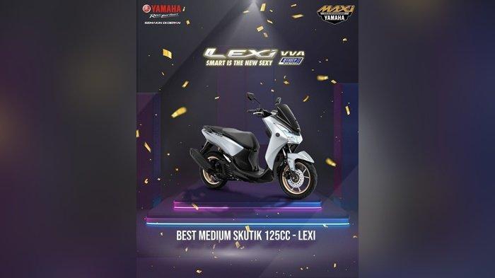 Motor produk Yamaha kembali menunjukan dominasinya dalam hal perolehan penghargaan diajang bergengsi Otomotif Award 2021