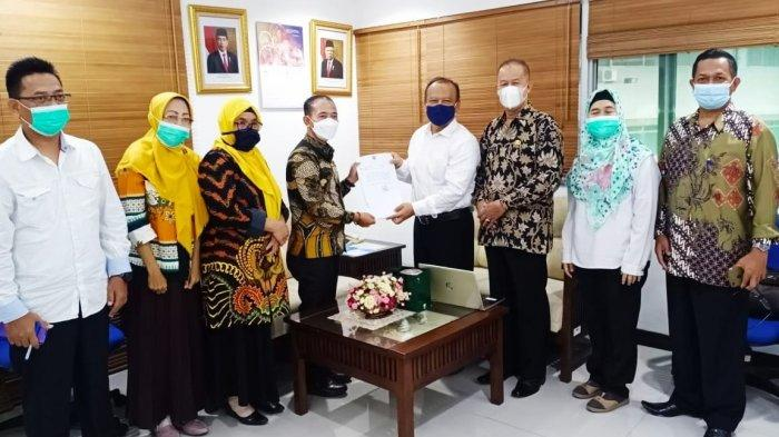 Bupati Bangka Jemput Bola ke BKN Perjuangkan 219 Guru Honorer Usia 35+ Jadi P3K